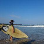 三重県志摩市 国府の浜 海遊び ( ディキャンプ ) レポート