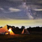 関西 満天の星空が見えるファミリーにおすすめキャンプ場3選