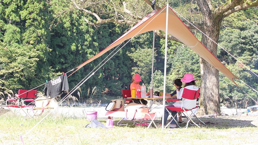 朽木キャンプ場
