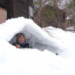 無料で雪遊び!滋賀県高島市 グリーンパーク想い出の森 レポート