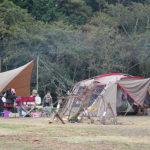滋賀県日野町 グリム冒険の森 キャンプ 「フリーオートキャンプサイト」 レポート