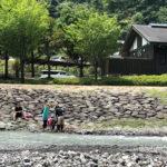三重県いなべ市 青川峡キャンピングパーク 「オープンサイト」 キャンプ レポート